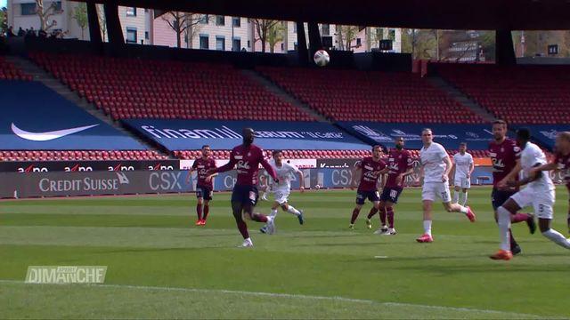 Football: 28e journée, Zurich - Servette FC (1-2) [RTS]