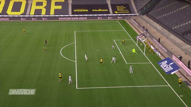 Football: Super League, Yb- St-Gall [RTS]