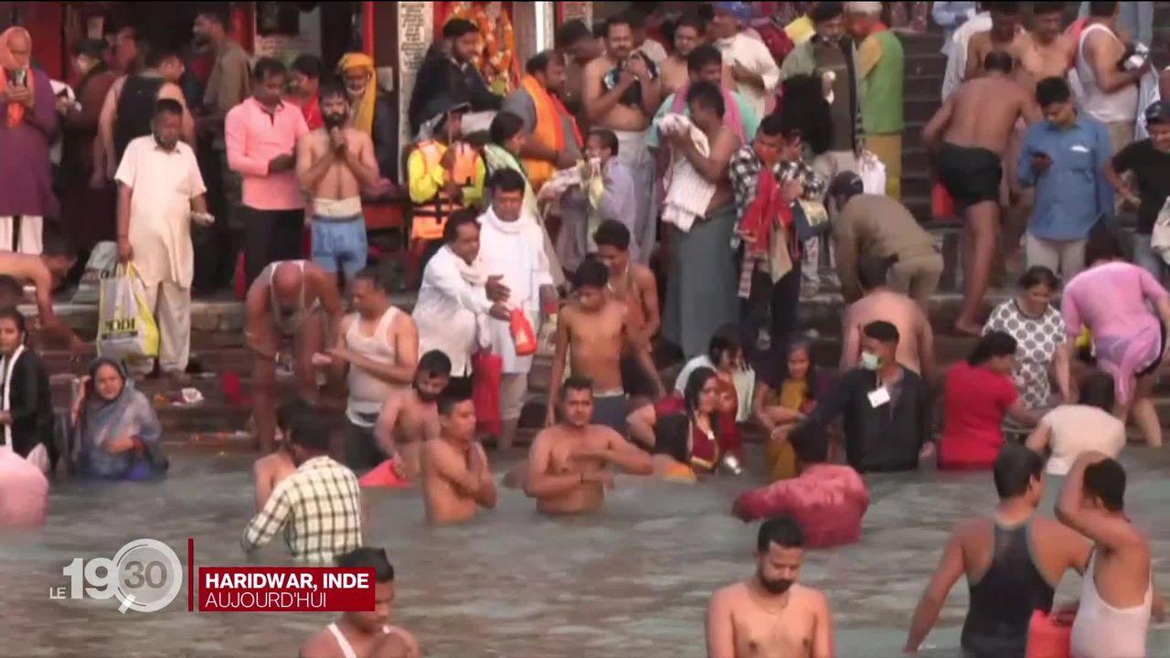 L'Inde subit une deuxième vague fulgurante de COVID-19 [RTS]