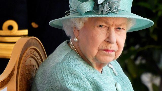 La reine Elizabeth II lors du jubilée pour son 94e anniversaire. [Toby Melville - Pool/Reuters]