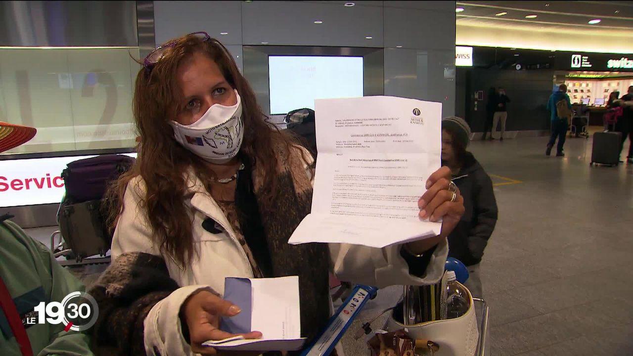 Covid : le variant brésilien très contagieux inquiète les autorités européennes. Peu présent en Suisse, il est surveillé de près [RTS]