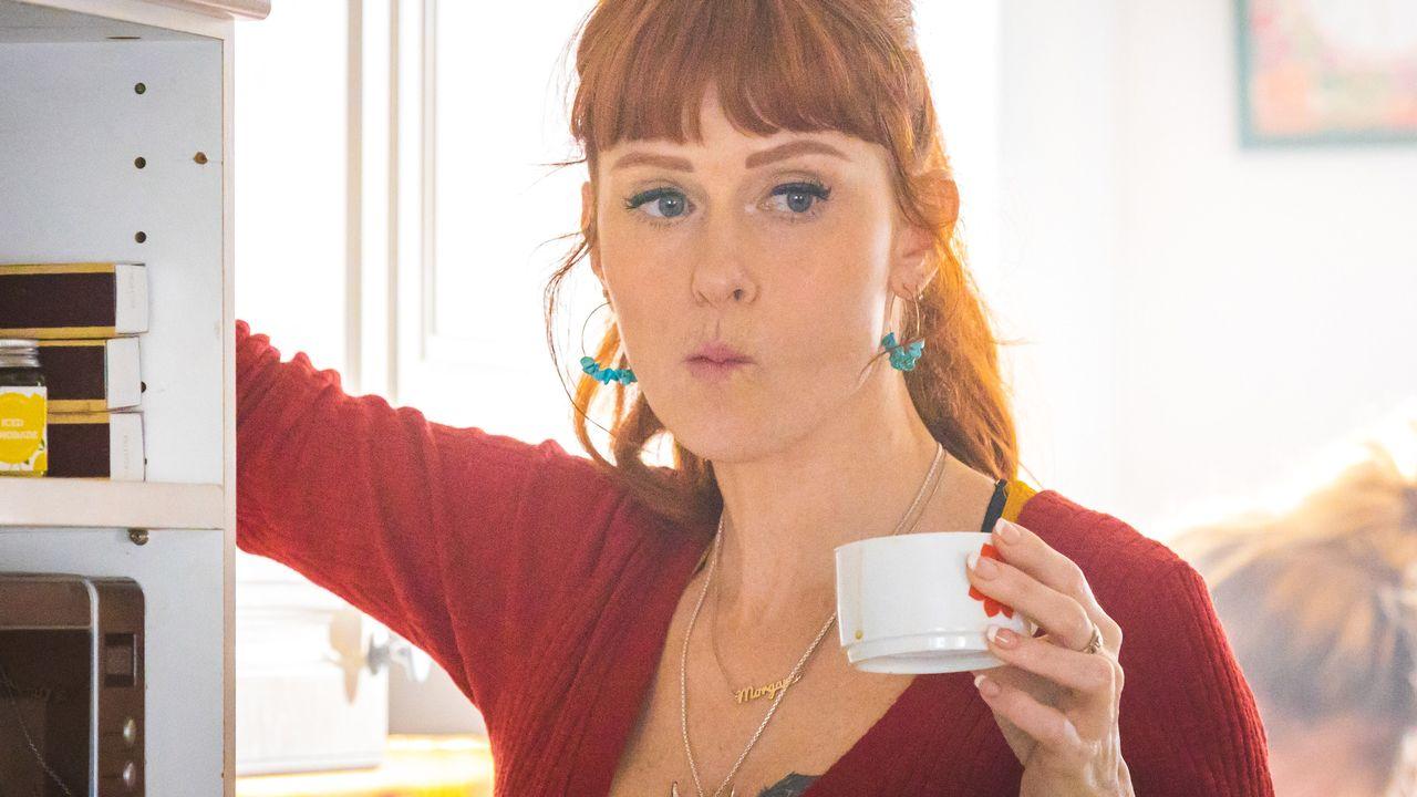 """Audrey Fleurot dans la série """"HPI"""". [Philippe Le Roux - Itinéraire Productions/TF1]"""