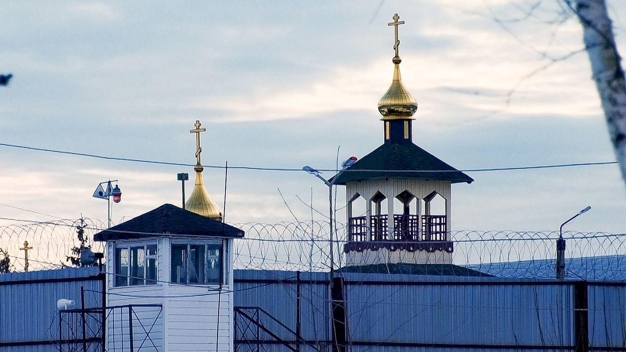 Une prison dans la région de Vladimir en Russie. [Kiril Zarubin - Keystone/AP Photo]