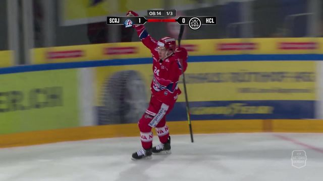 1-4, Acte II, Rapperswil – Lugano (4-1): Rapperswil recolle au score dans la série [RTS]