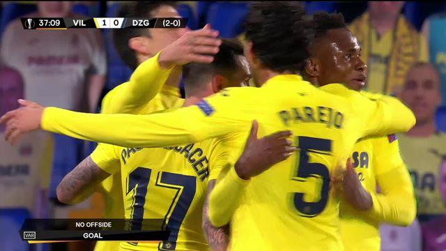 1-4 retour, Villareal – Dinamo Zagreb (2-1): les hommes d'Unai Emery passent en demies [RTS]