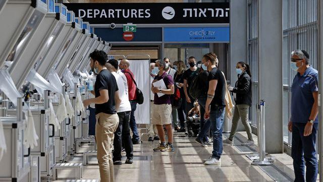 Israël pourrait bientôt se rouvrir aux touristes. [Jack Guez - AFP]