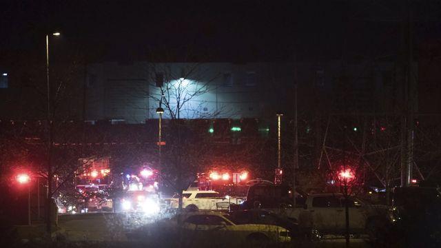 Une fusillade dans un entrepôt de FedEx fait huit morts à Indianapolis [Mykal McEldowney - Keystone]