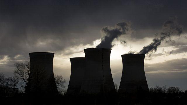 La centrale nucléaire du Bugey, près de Lyon. [AP Photo/Laurent Cipriani - Keystone]