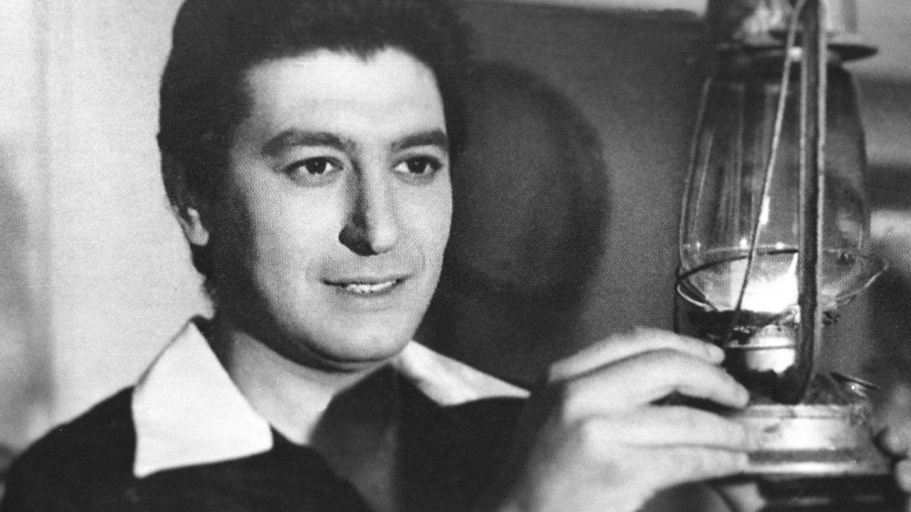 Le musicien égyptien Omar Khorshid. [AFP]