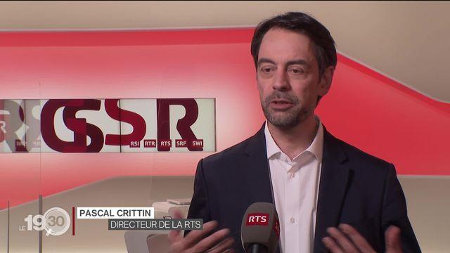 La direction générale de la SSR livre les conclusions de l'enquête menée par des experts indépendants [RTS]