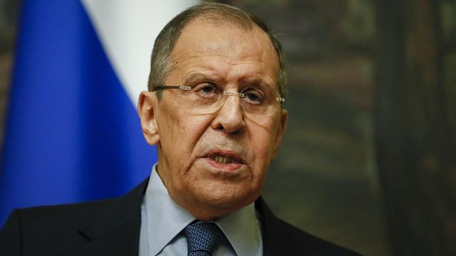 La Russie prend des sanctions contre les Etats-Unis. [Yuri Kochetkov - AP]