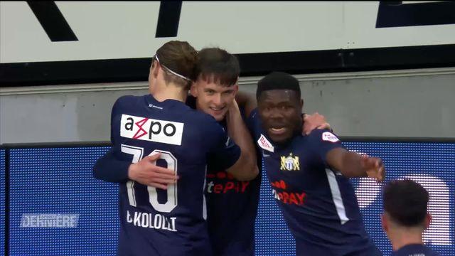 Super League, 29e journée: Sion - Zurich (2-2) [RTS]
