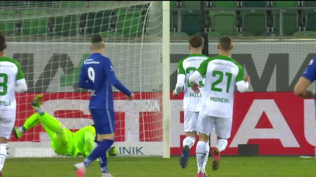 Super League, 29e journée: Saint-Gall - Lucerne (0-0) [RTS]