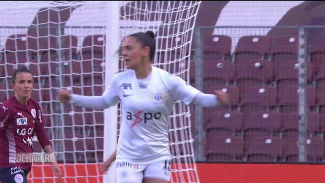 Women Super League, 22e journée: Servette Chênois - Zurich (1-2) [RTS]