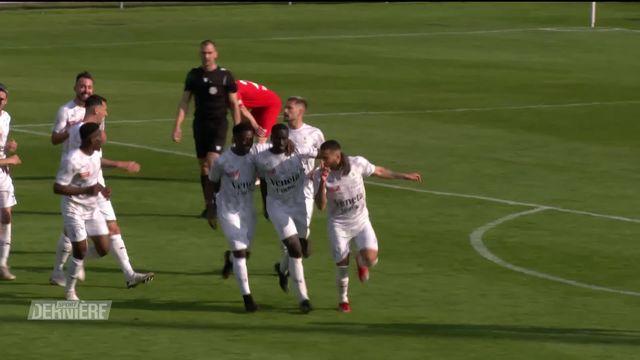 Promotion League, 14e journée: Yverdon - Rapperswil  (3-0) [RTS]