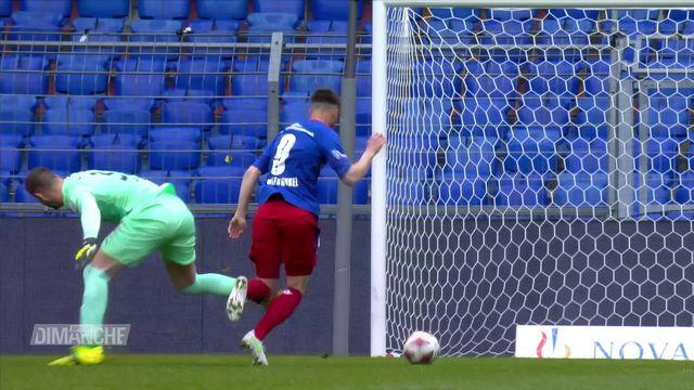 Football, Super League: Bâle - Servette (5-0) [RTS]