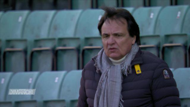 Football, Super League: Sion - Zurich (2-2) [RTS]