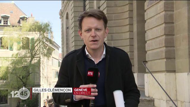 Ouverture à Genève du procès de Dominique Giroud: les explications de Gilles Clémençon [RTS]