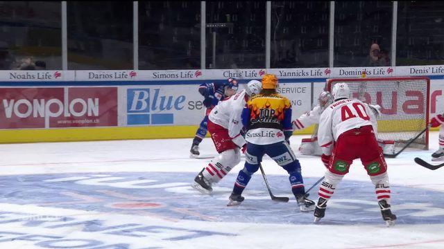 1-4, Acte IV, Zurich- Lausanne (3-1): Lausanne en danger après sa troisième défaite [RTS]