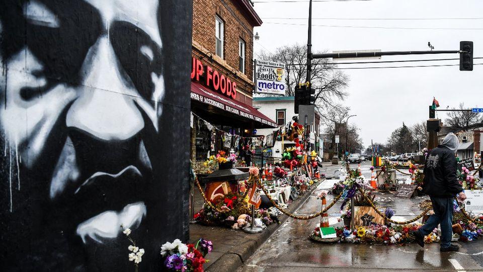 Le jury du procès lié à la mort de George Floyd est parvenu à un verdict. [Chandan Khanna - AFP]