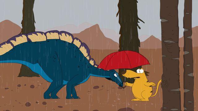 Ralph et les dinosaures [RTS/]