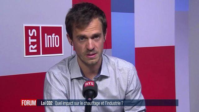 Etienne Kocher. [RTS]