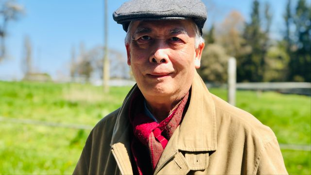 "Sur les pas de Trinh Xuan Thuan - ""Mon prénom Thuan signifie harmonie"" [Karine Vasarino - RTS]"