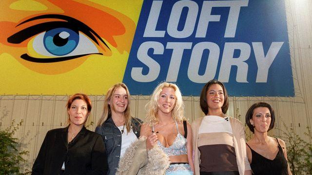 """Il y a 20 ans, le 26 avril 2001,""""Loft Story"""" débarquait sur M6 et lançait la télé-réalité, version francophone.  [FREDERICK FLORIN - AFP]"""