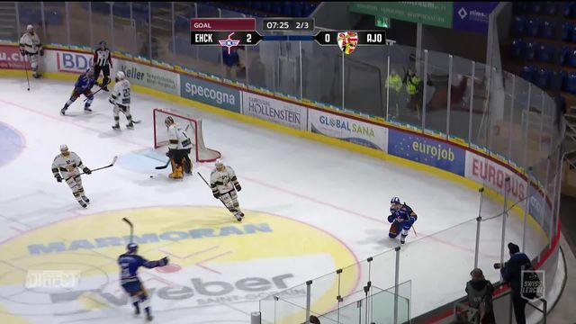 Finale, Acte III, Kloten - Ajoie (2-0): les Zurichois prennent l'avantage 2-1 dans la série [RTS]