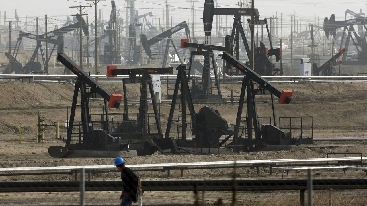 Le gouverneur de Californie veut interdire la fracturation hydraulique. [Jae C. Hong - AP]