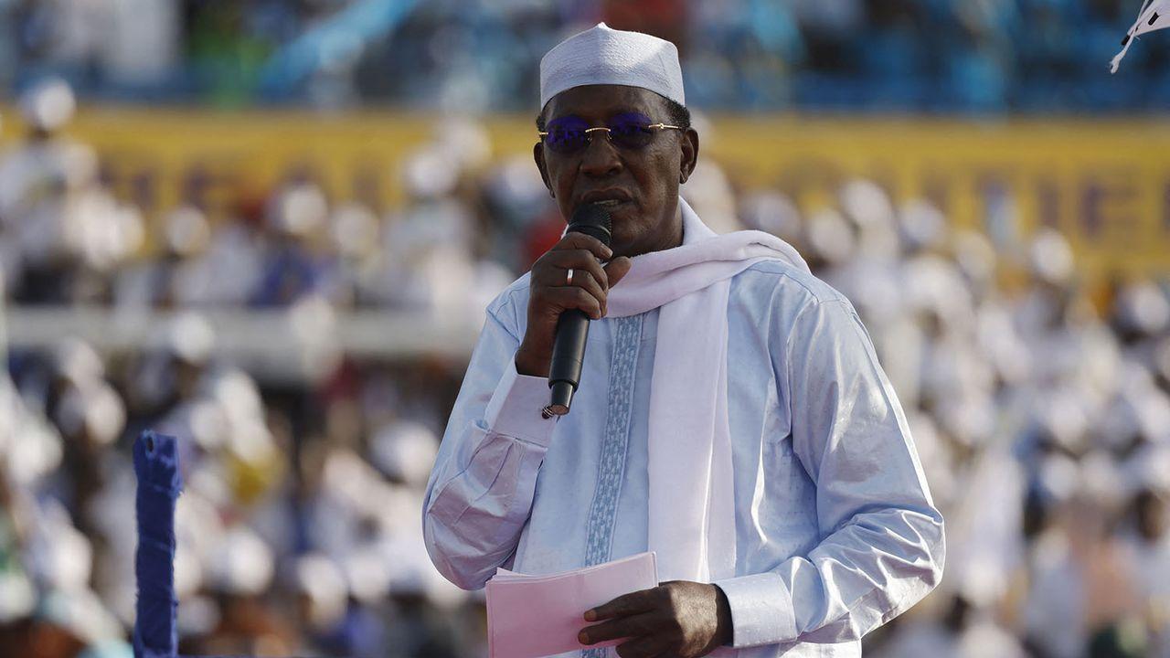 Idriss Déby était au pouvoir depuis 30 ans au Tchad. [Marco Longari - AFP]