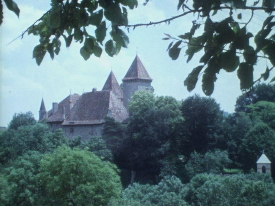 La maison des artistes au château de la Sarraz [RTS]