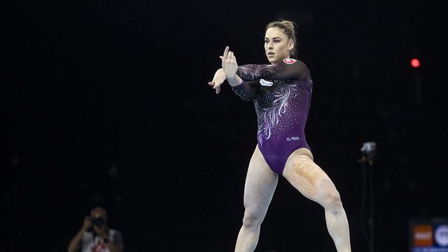 Steingruber ne veut prendre aucun risque en vue des Jeux olympiques. [Alexandra Wey - Keystone]