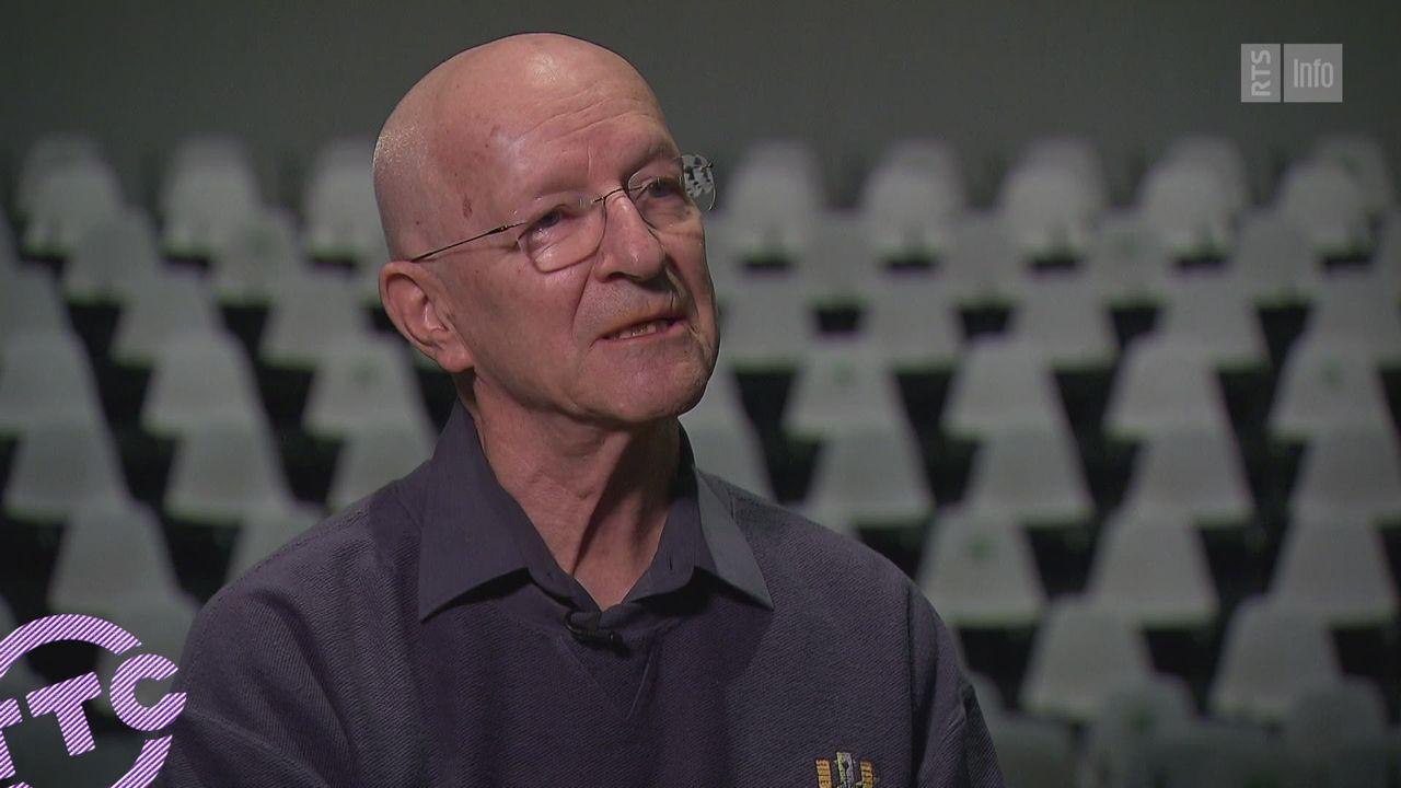 L'interview intégrale de Claude Nicollier dans TTC [RTS]