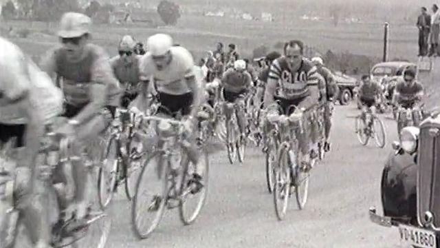 Au Tour de Romandie 1957 [RTS]