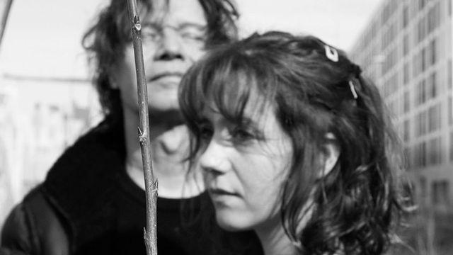 Les musiciens Anna Aaron et Bernard Trontin. Colette Meyer Irascible Music [Colette Meyer - Irascible Music]
