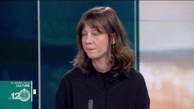 La chanteuse bâloise Anna Aaron est l'invitée culture du 12h45 [RTS]