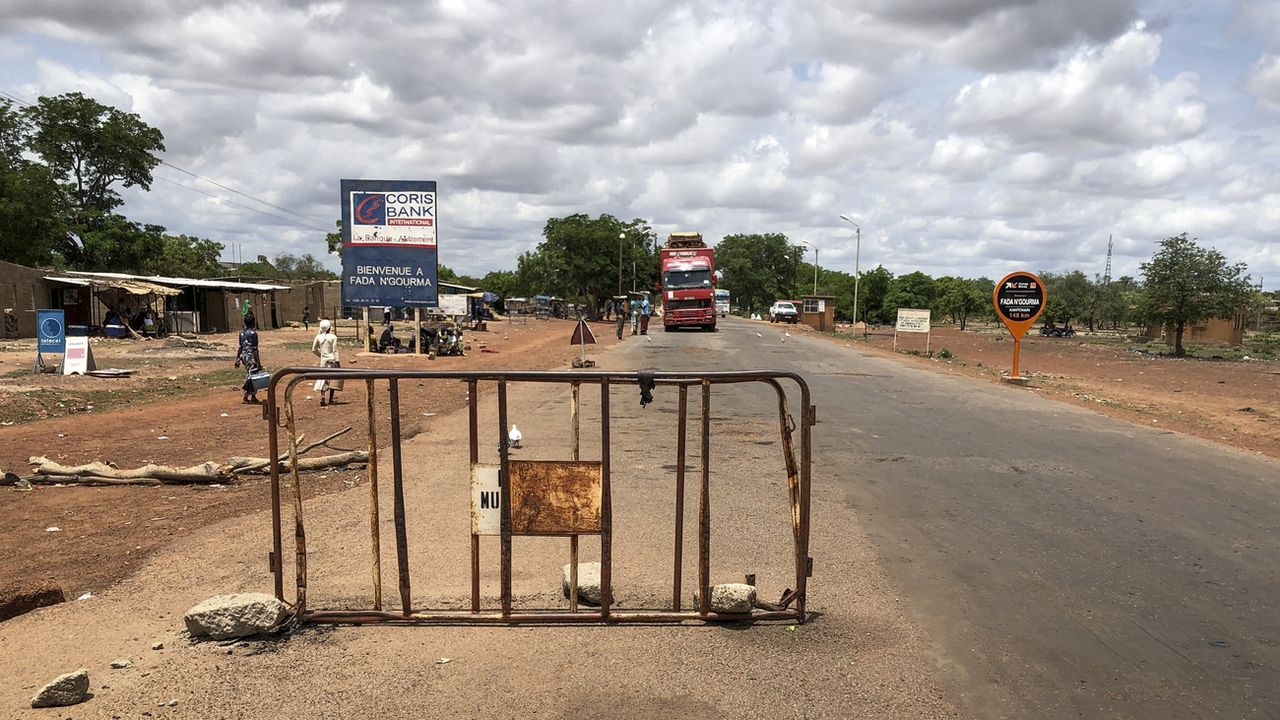 La région de Fada N'gourma, dans l'Est du Burkina Faso, le 10 juillet 2020 (image d'illustration). [Sam Mednick - Keystone/AP photo]