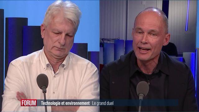 Le Grand débat - Solar Impulse : populisme technologique ? [RTS]