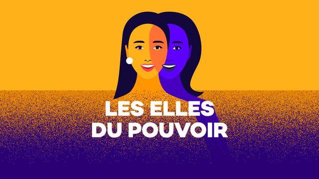 """Visuel Podcast """"Les Elles du pouvoir"""". [RTS]"""