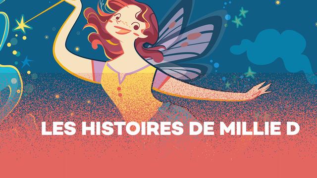 Logo Les histoires de Millie D. [RTS]