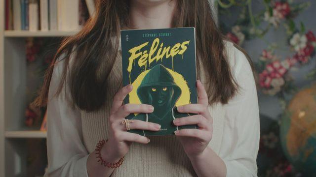 """""""Félines"""", de Stéphane Servant [RTS]"""