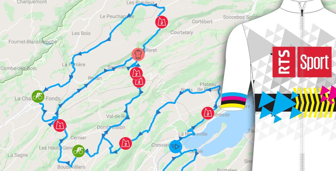 Les Défis du Tour de Romandie 2021
