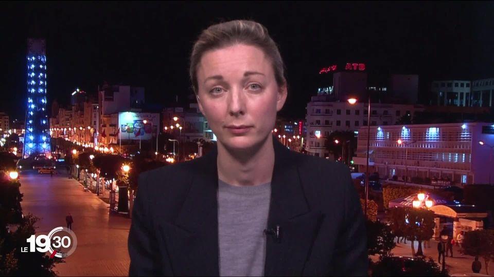 """Maurine Mercier : """"La Libye est devenue pratiquement hermétique et les milices contrôlent le territoire"""" [RTS]"""