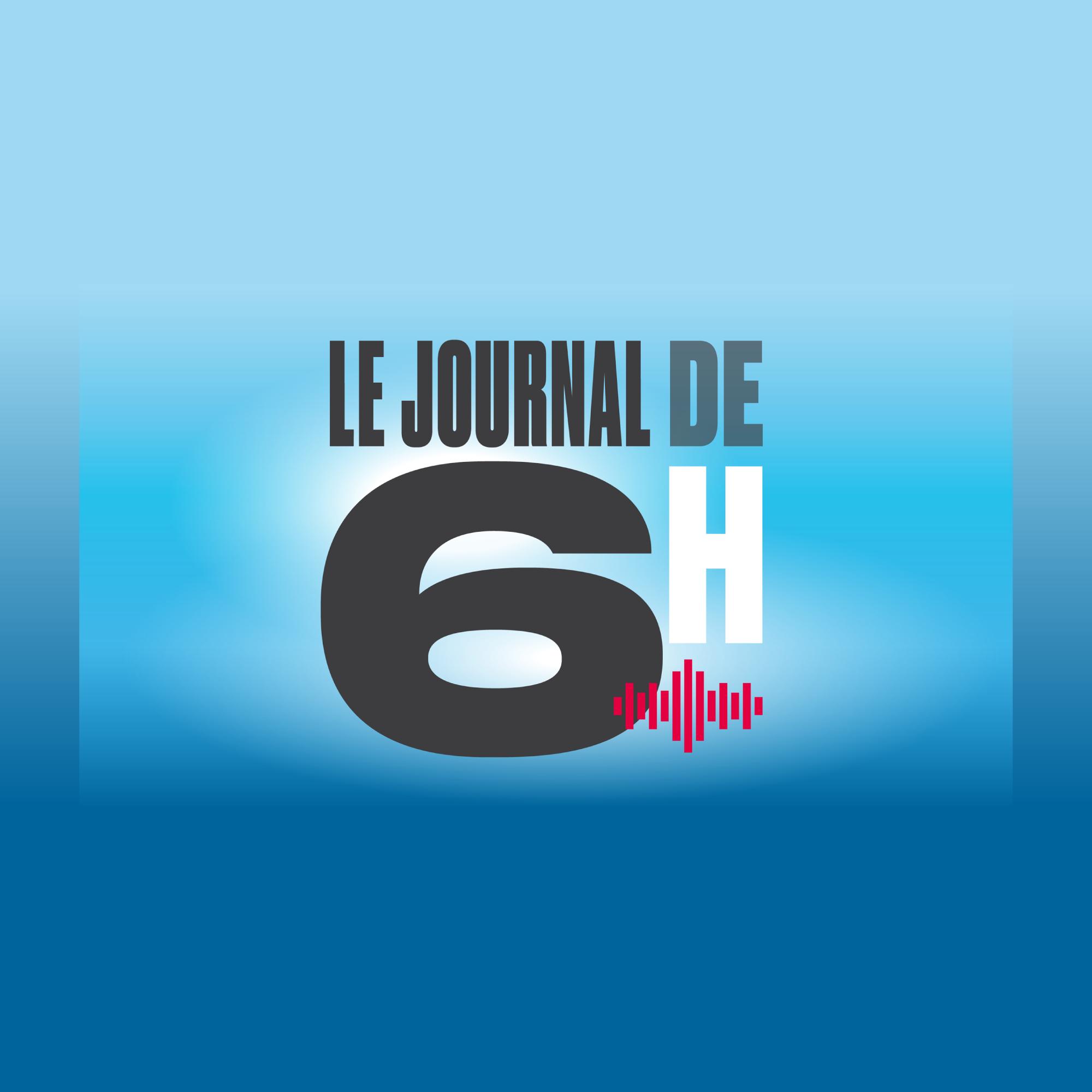 Le Journal de 6h [RTS]