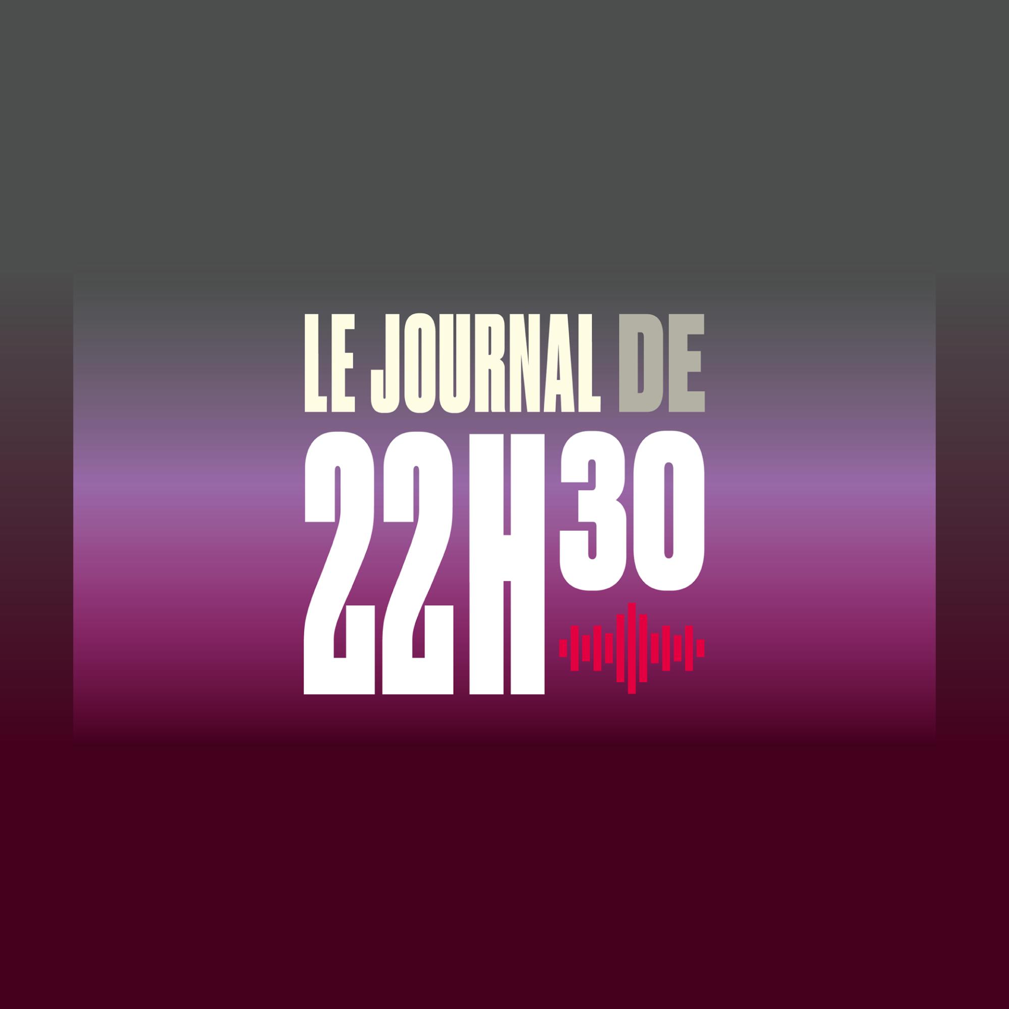 Le journal de 22H30 [RTS]