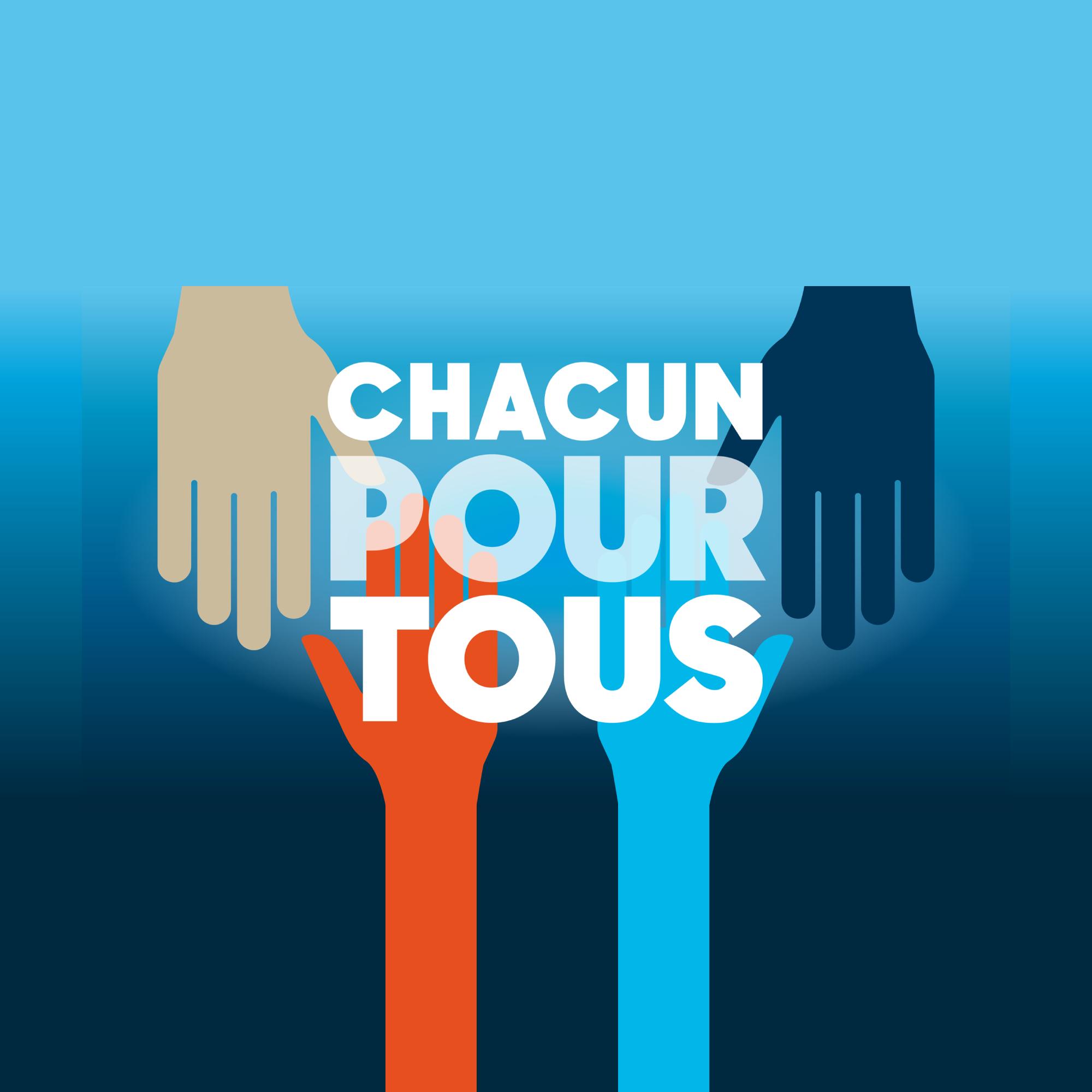 Logo Chacun pour tous [RTS]