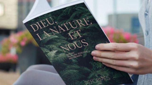 Dieu, la Nature et Nous hors-série de Réformés 25 mars 2021 [reformes.ch - DR]