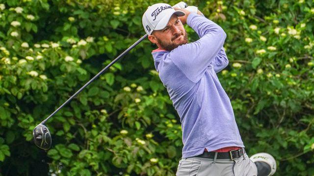 Marco Iten occupe désormais la 2e place du classement du Pro Golf Tour (photo d'archive). [Andy Mueller - Freshfocus]