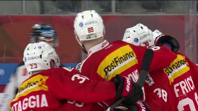 Suisse – Russie (1-0) : 2e succès de rang pour les Helvètes [RTS]
